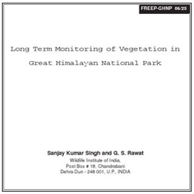 Research Long Term Vegetation Monitoring by Singh & Rawat