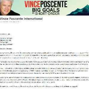 Vince Poscente