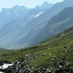 GHNP Khndedhar (4020 m) Meadow, Jiwa Nal