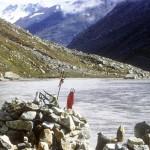 GHNP Mantalai (4200 m), Origin of Parvati River