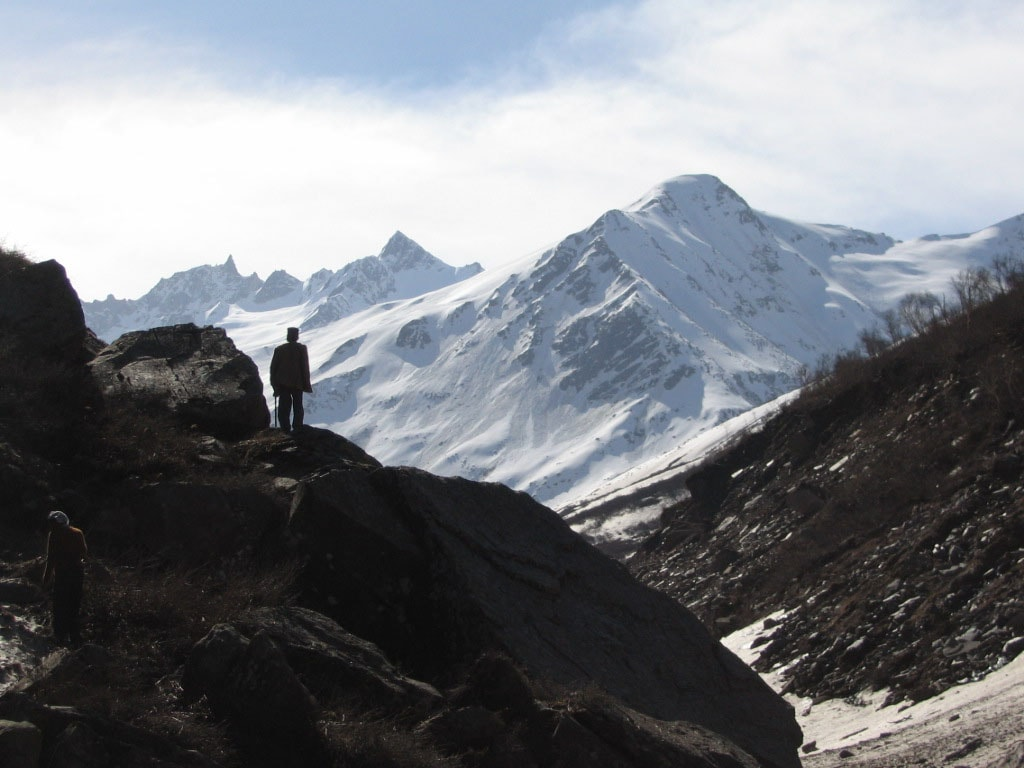 Great Himalayan National Park, a World Heritage Site.