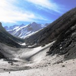 Origin of Tirthan river near Tirath, GHNP 3,900 m