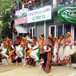 Wildlife Week celebrations in buffer zone of GHNP