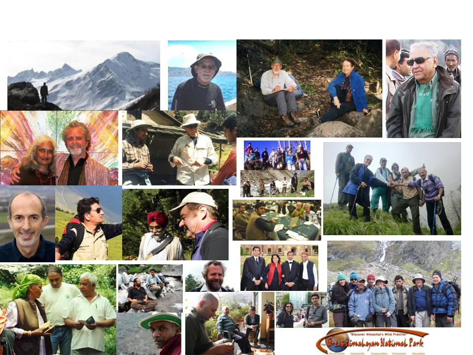 Friends of GHNP authored the 340 pages of initial application, and supplementary  information to the UNESCO. They volunteered in making of the present website, a video (Voices and Choices at GHNP), posters and many write-ups in support of GHNP's Biodiversity Conservation.