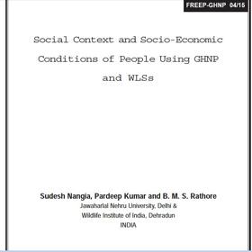 Research Social Context by Nangia Kumar & Rathore