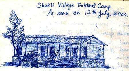 A trekker's impression of Shakti Trekkers Camp in Sainj Valley of GHNPCA