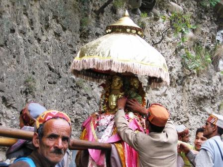 Almost each village has its own daiety (god) which is revered and obey more than any other institution in the village.